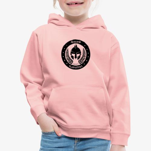 Gym Pur Gladiators Logo - Kids' Premium Hoodie