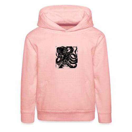 Museum Collection Octopus - Kids' Premium Hoodie
