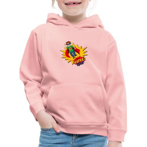 kleiner Superheld - Kinder Premium Hoodie