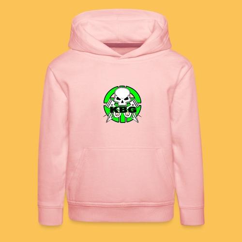 Felpa, maglia F1 KBK - Felpa con cappuccio Premium per bambini