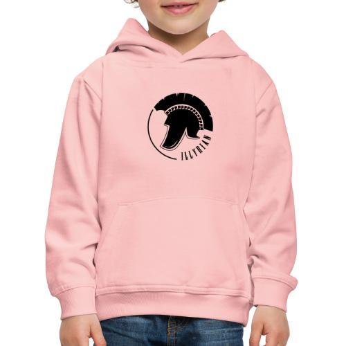 Illyrian Helmet Patrioti - Kinder Premium Hoodie