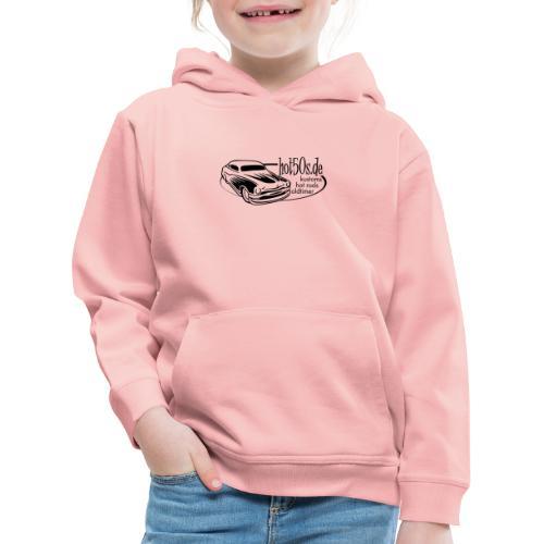 Hot50s Logo - Kinder Premium Hoodie