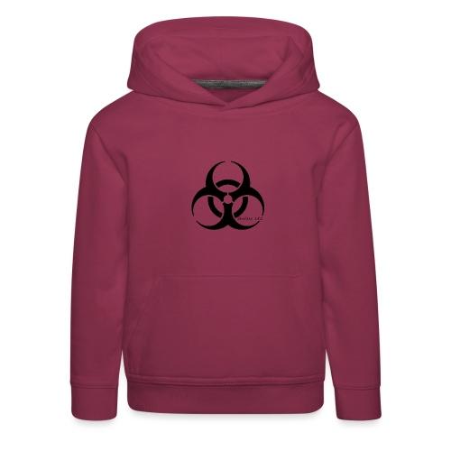 Biohazard - Shelter 142 - Kinder Premium Hoodie