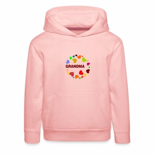 Grandma - Kinder Premium Hoodie