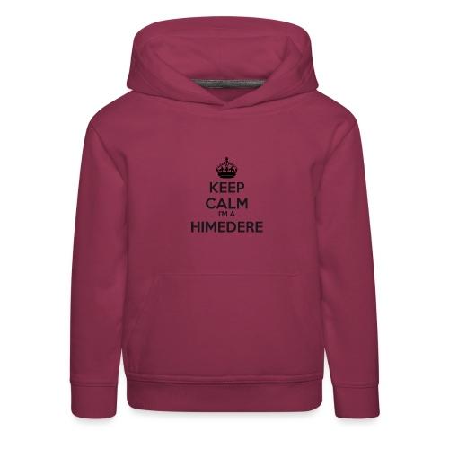 Himedere keep calm - Kids' Premium Hoodie