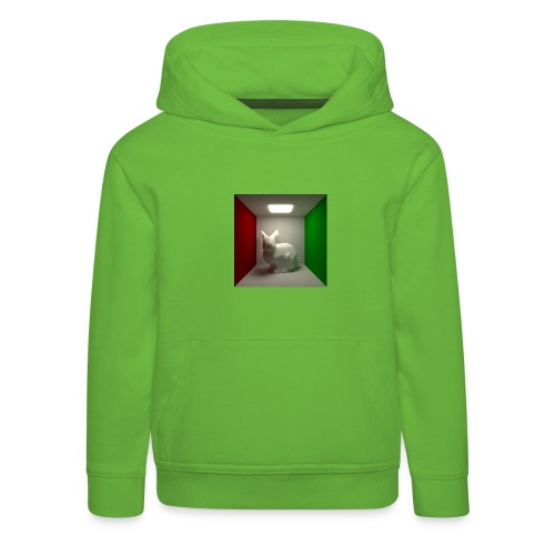 Bunny in a Box - Kids' Premium Hoodie