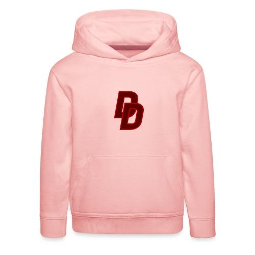 Daredevil Logo - Kids' Premium Hoodie