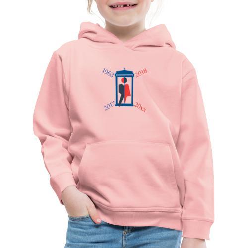 Mr or Ms Who - Kids' Premium Hoodie