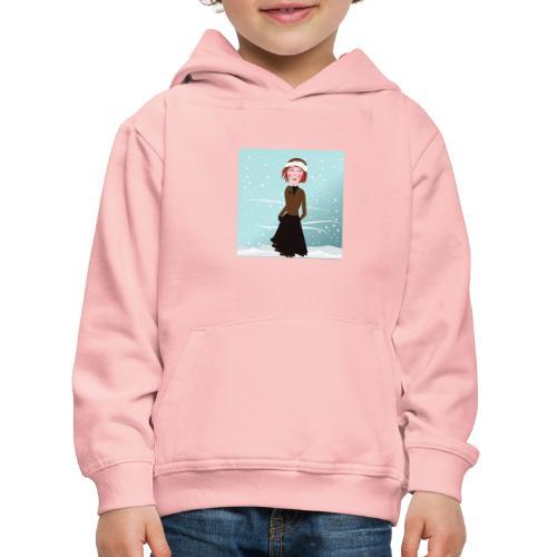 Dreamgirl Katie winter - Pull à capuche Premium Enfant