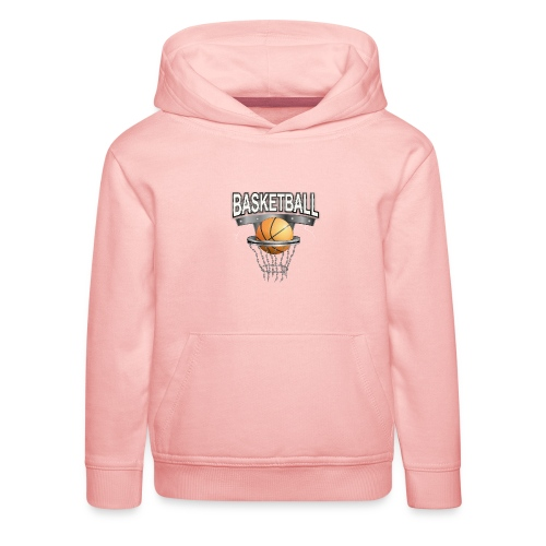 basketball shirt - Kinder Premium Hoodie