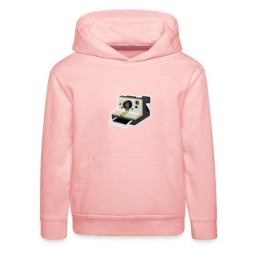 Polaroid 1000 kawaii - Pull à capuche Premium Enfant