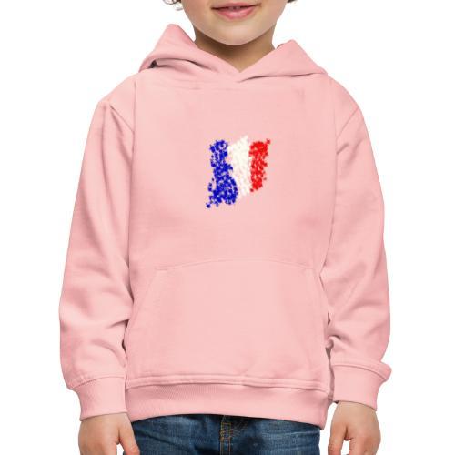 FRANKREICH - Kinder Premium Hoodie