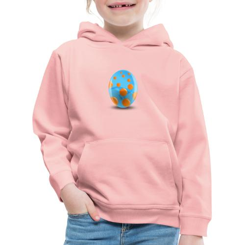 JeValide - Pull à capuche Premium Enfant