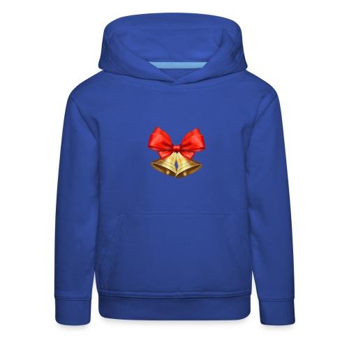 Pngtree christmas bell 3715872 - Sudadera con capucha premium niño