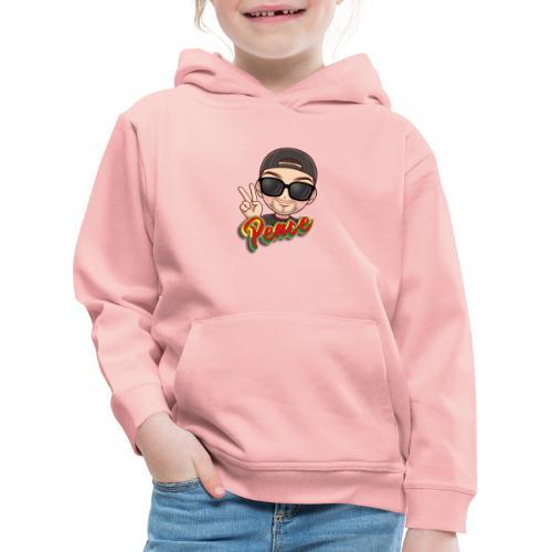Nachi Cocom Peace - Kinder Premium Hoodie