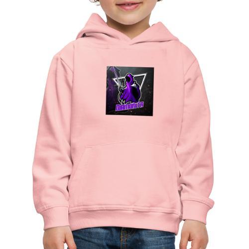 Diamonita ghost - Premium hættetrøje til børn