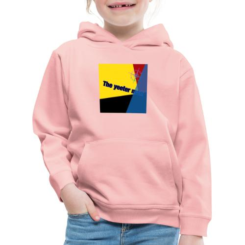yeet - Premium-Luvtröja barn