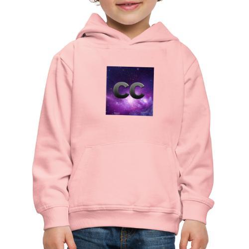 Merchendising CreeperCur - Felpa con cappuccio Premium per bambini