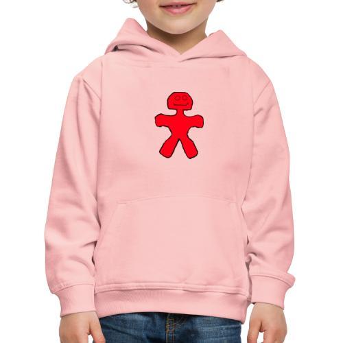 Blackie - Premium hættetrøje til børn