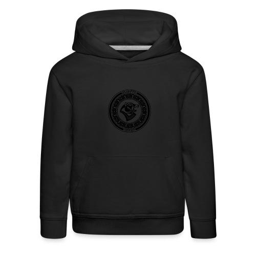 BjornfellRisingBlack - Lasten premium huppari