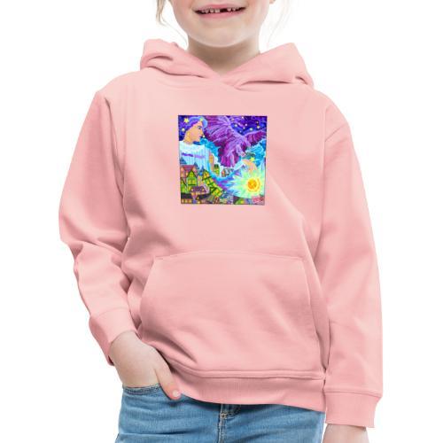 Magisk - Premium hættetrøje til børn