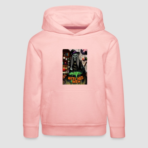 The Witch - Kids' Premium Hoodie
