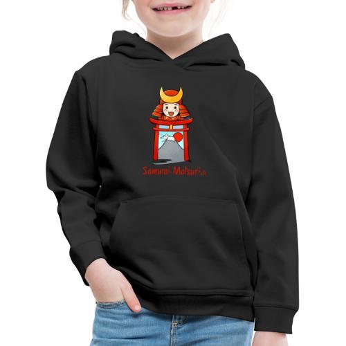 Samurai Matsuri Torii - Kinder Premium Hoodie