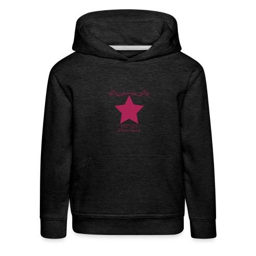 star 2018 - Pull à capuche Premium Enfant