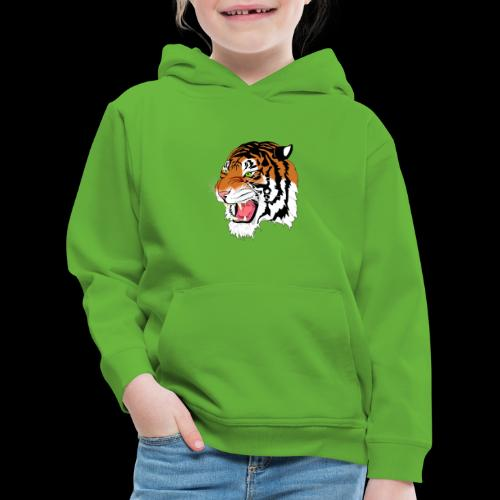 Sumatra Tiger - Kinder Premium Hoodie