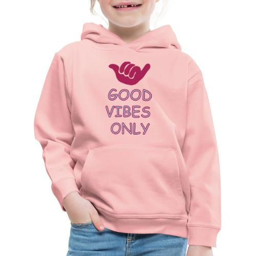 Chill-relax-be kind - Kinder Premium Hoodie