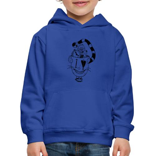 Alice in Wonderland - Kids' Premium Hoodie