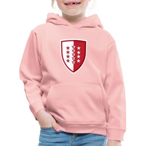 Wallis Wallis - Schweiz - Kinder Premium Hoodie