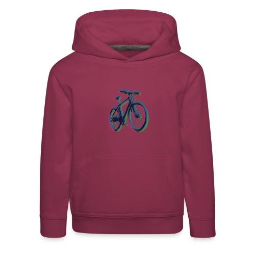 Bike Fahrrad bicycle Outdoor Fun Mountainbike - Kids' Premium Hoodie