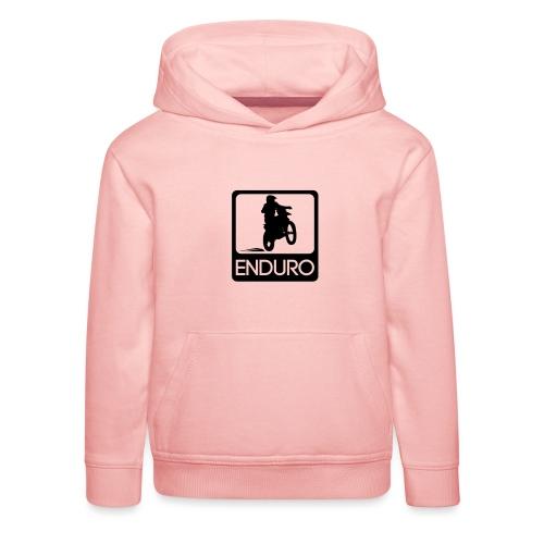 Enduro Rider - Kinder Premium Hoodie