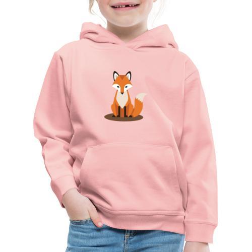 Fuchs - Kinder Premium Hoodie