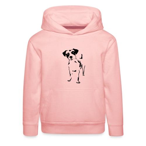 Jack Russell Terrier - Kinder Premium Hoodie