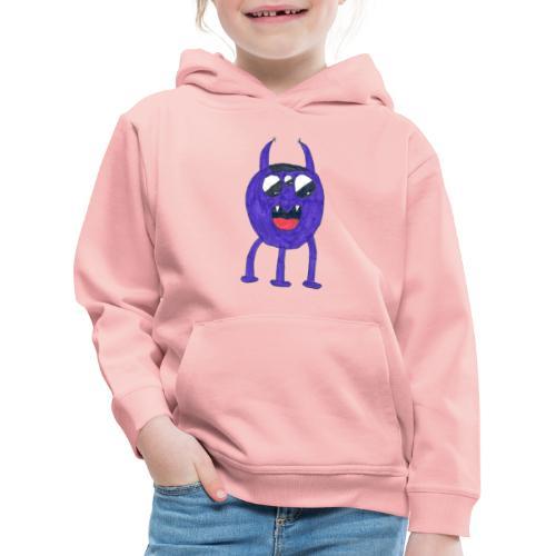 Monster - Premium-Luvtröja barn