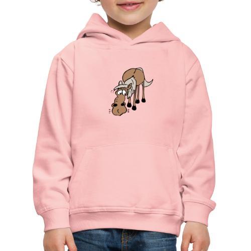 dpferd19 - Kinder Premium Hoodie