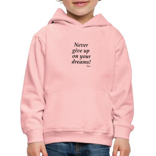 From mom - Premium-Luvtröja barn