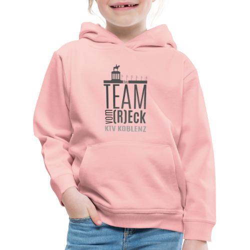 Shirt_Logo_2016_grau - Kinder Premium Hoodie