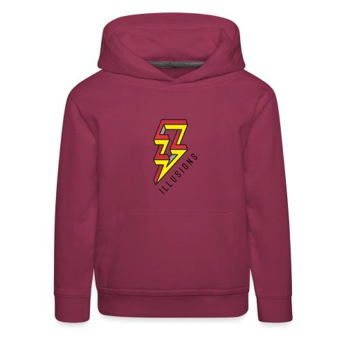 ♂ Lightning - Kinder Premium Hoodie