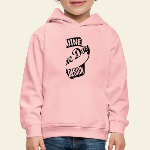 raredog fuelwear - Premium hættetrøje til børn