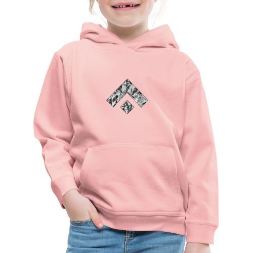 Logo Design - Sudadera con capucha premium niño