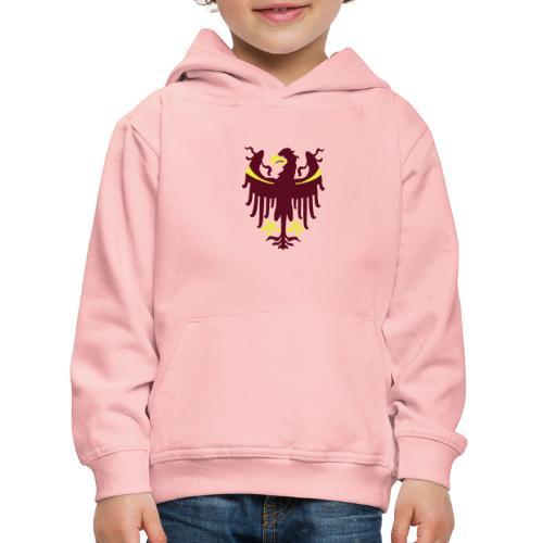Wappen des Landes Südtirol - Kinder Premium Hoodie