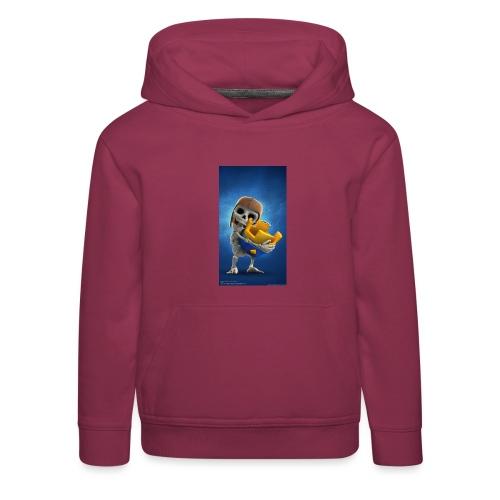 TheClashGamer t-shirt - Kinder Premium Hoodie