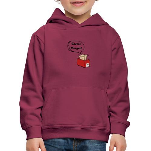 Gluten Morgen - Kinder Premium Hoodie