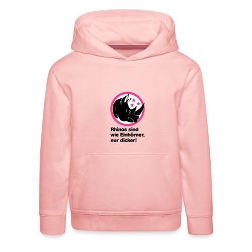 Rhinos - Kinder Premium Hoodie