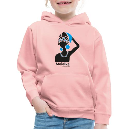 Malaika - Afrika Frau - Kinder Premium Hoodie