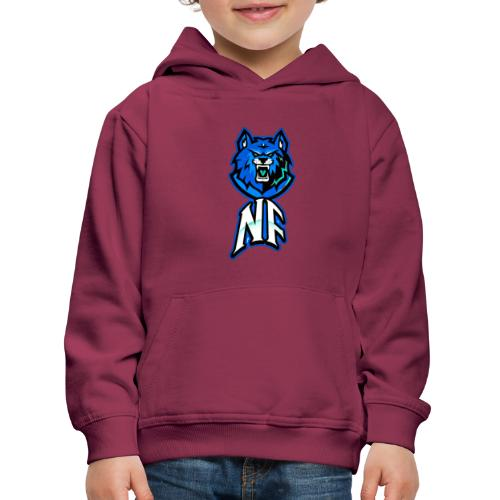 Noah Fortes logo - Kinderen trui Premium met capuchon