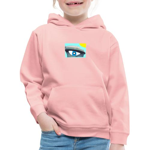 fantasimm 2 - Felpa con cappuccio Premium per bambini